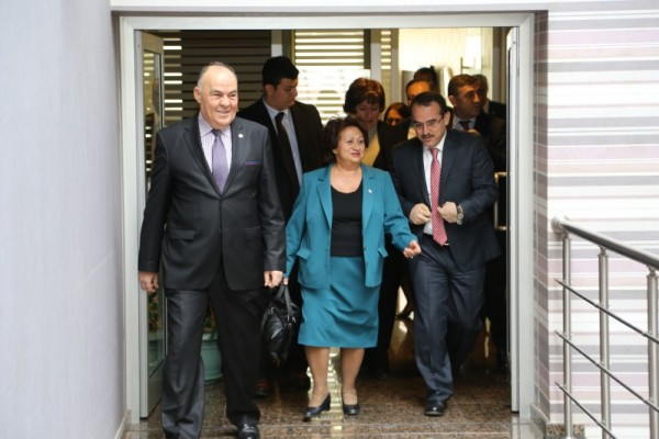 Baro Başkanları Toplantısı 26 Ocak'ta yapıldı.