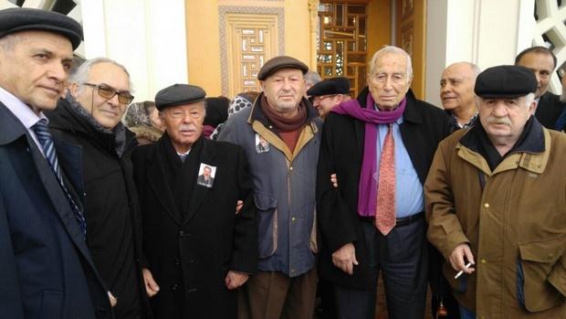 Avukat Şener Mete 4 kuşağı bir araya getirdi.