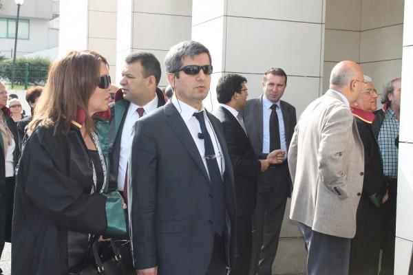 İstanbul Barosu Silivri Duruşması