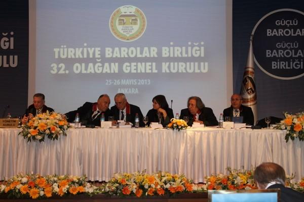 TBB 2013 Genel Kurul Seçimleri Fotoğrafları