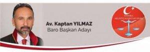 Av. Kaptan Yılmaz İstanbul Milliyetçi Avukatlar Grubu