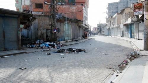 '120 bin nüfuslu Cizre'de 20 bin kişi kaldı'