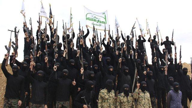 '5 bin Türk Suriye'de savaşıyor'