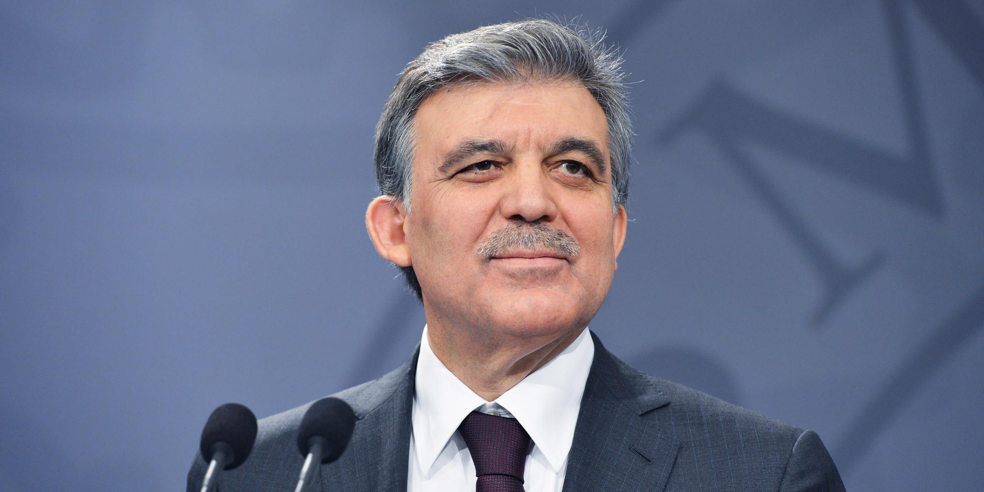 'Abdullah Gül stajyer terörist...'