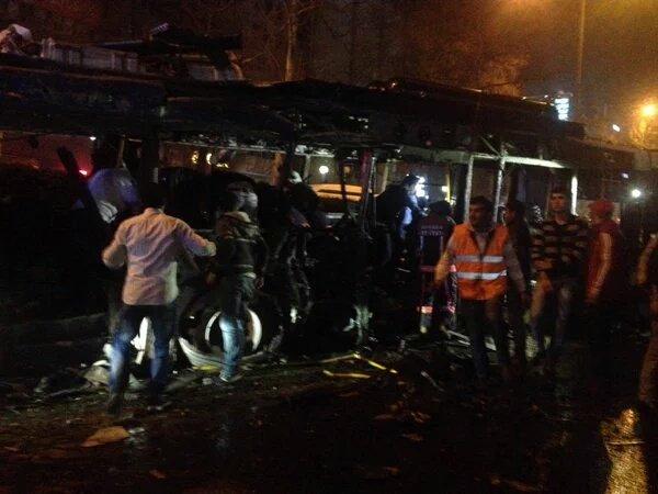 'Ankara'da ikinci saldırganın kimliği de belli oldu' iddiası