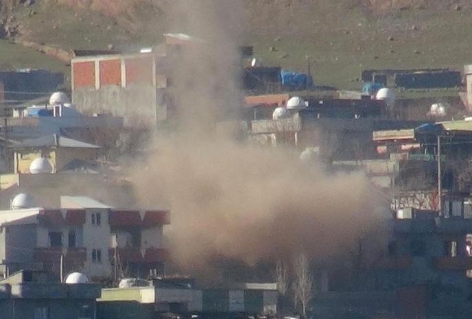 'Cizre'de 30'a yakın kişi yanmış halde bulundu, kurşun izi yok'