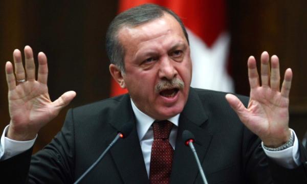 'Erdoğan tamamen yalnızlaşma riskiyle karşı karşıya'