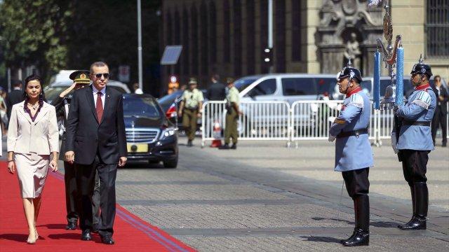 'Erdoğan'ın makam aracını Güney Amerika'ya götürmesinin maliyeti 200 bin dolar'