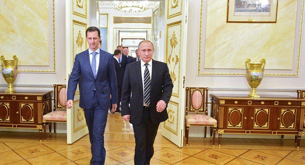 'Esad'ın geleceği, resmi düzeyde ikinci plana atıldı'