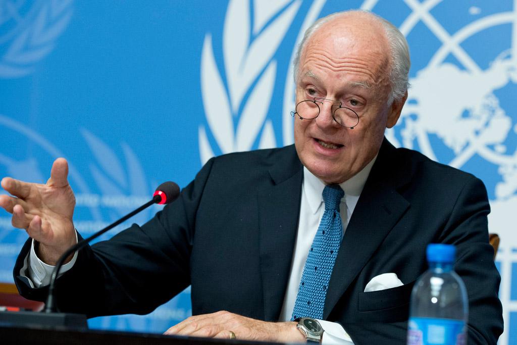 'Görüşmeler başarısız olursa Suriye için umut kalmayacak'
