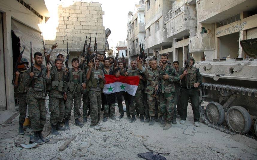'Halep düşerse savaş Esad'ın lehine döner'