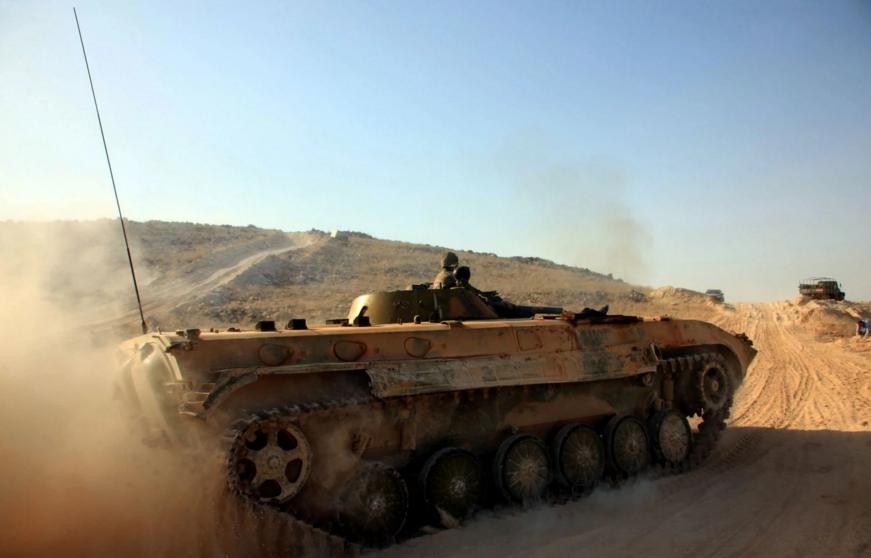 'Haseke'de IŞİD'e karşı savaşı ABD'li, Fransız ve İngiliz askerler yönetiyor'