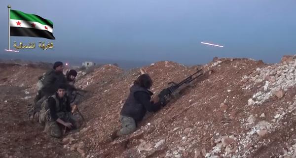 'Ilımlı muhalif' denen ÖSO Hama'da çocuk asker kullanıyor