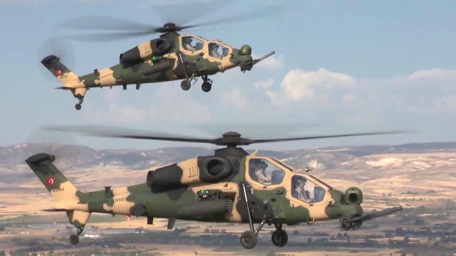 'Irak'ta Türk helikopteri düşürüldü' iddiası