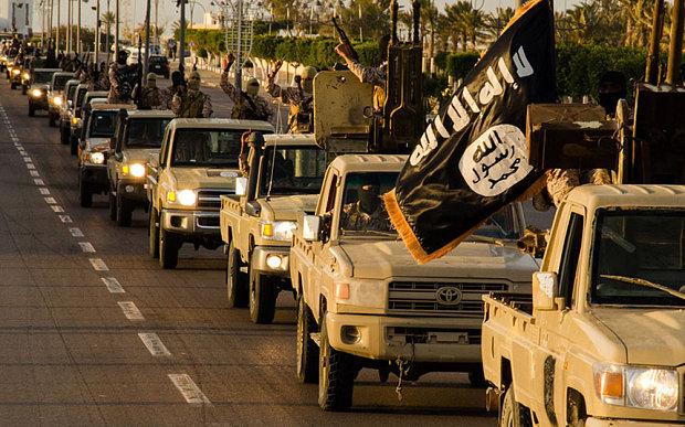 'IŞİD Libya'da göçmen paralı asker topluyor, Batı müdahalesi ihtimali artıyor'