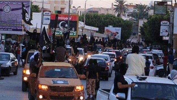 'IŞİD'in komutanları Libya'ya sığınıyor'