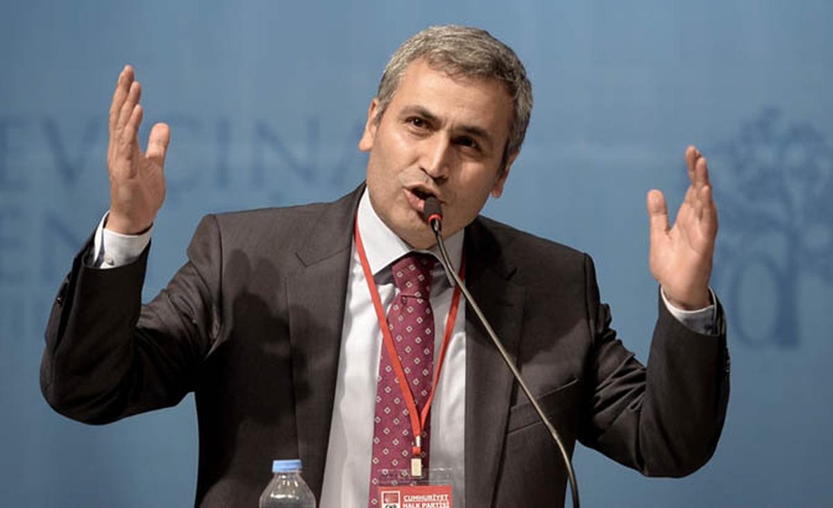 'Kılıçdaroğlu: Aylin Nazlıaka'nın bana verdiği isim Necati Yılmaz'