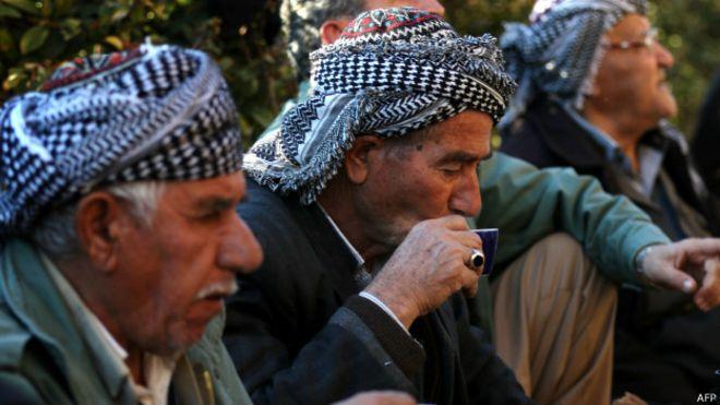 'Kürtler petrole fazla güvendi'