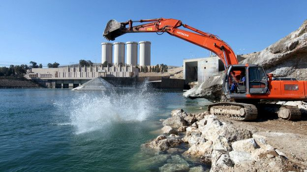 'Musul Barajı her an yıkılabilir'