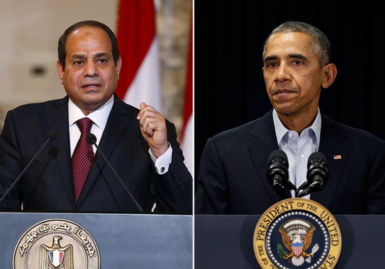 'Netanyahu Obama ve Sisi arasında aracılık yaptı'