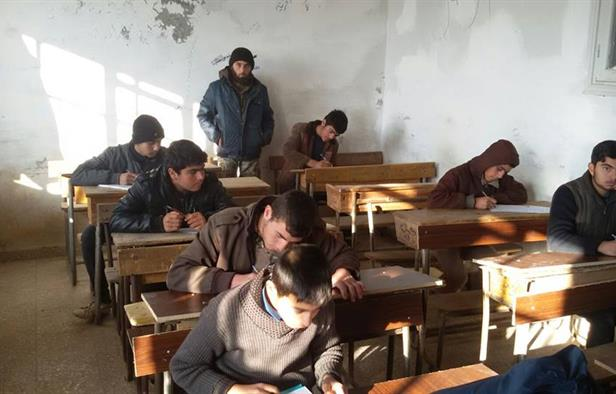 'Özgür' İdlib'de matematik sınav sorusu: Kafa kesme ihtimali hesaplama!