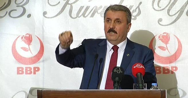 'PKK'ya karşı cihat edilmeli'