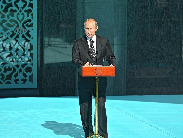 'Putin, Kürdistan'ın vaftiz babası mı?'