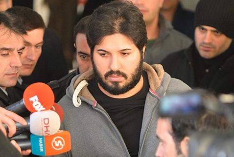 'Rıza Sarraf FBI ile Tarabya'da görüştü'