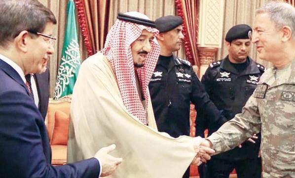 'Suudi Arabistan'la ortak askeri tatbikat söz konusu değil'