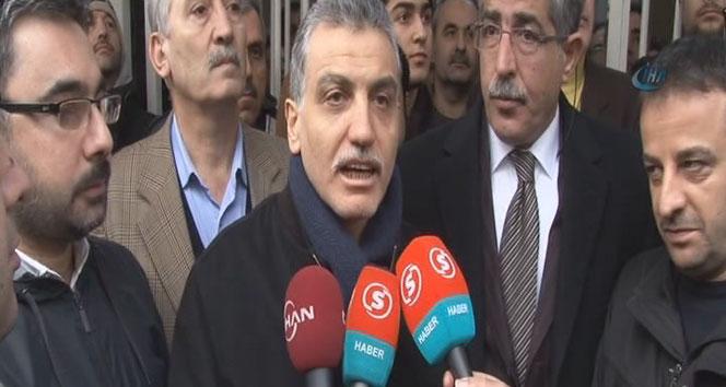 'Tahşiye davasında' tahliye talepleri reddedildi