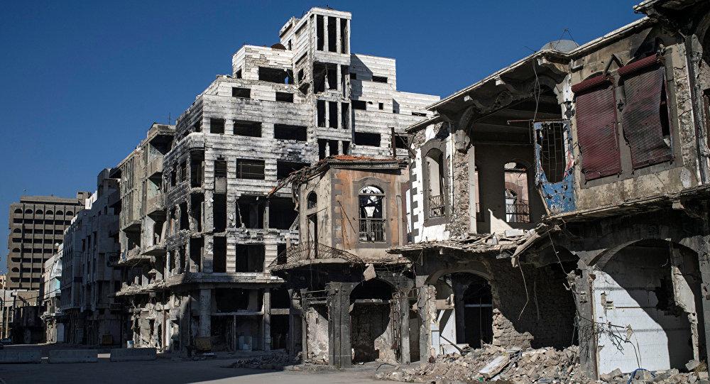 'Terör tehdidi bitmeden Suriye'de barış imkansız'