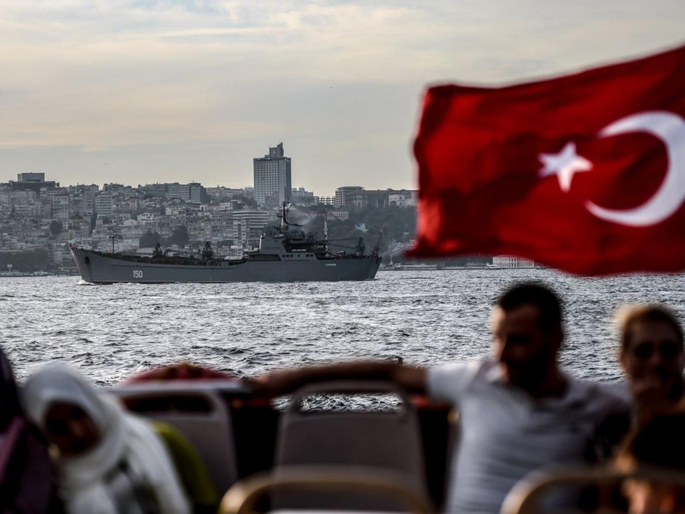 'Türkiye Avrupa'nın bir parçası değil'