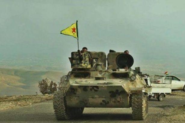 'Türkiye'den geçen militanlar Kürtlerin elindeki Tel Abyad'a saldırdı'