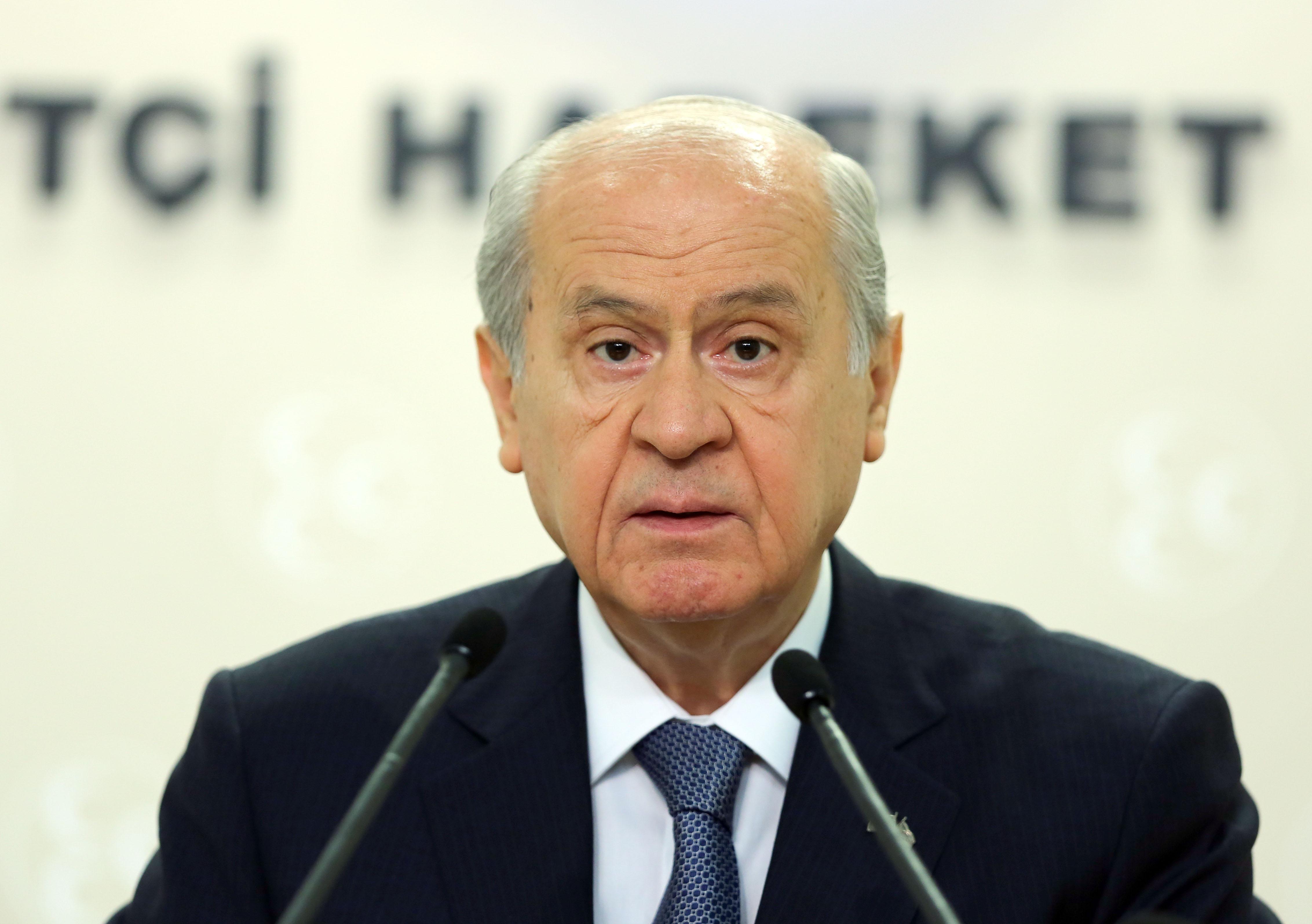 'Ülkücüler MHP Genel Merkezi işgal edecek, ölüm orucu tutacak'mış...