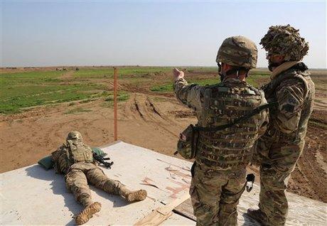 'Yıl sonunda IŞİD'i Irak'tan kovmuş olacağız'