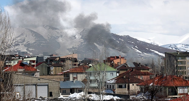 'Yüksekova'da kimyasal silah kullanıldı' iddiası yalanlandı