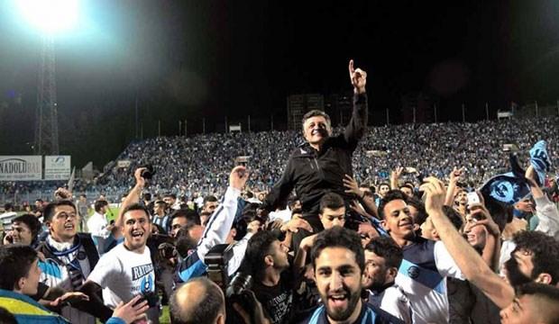 1. Lig'de finalin adı; Adana Demirspor - Alanyaspor