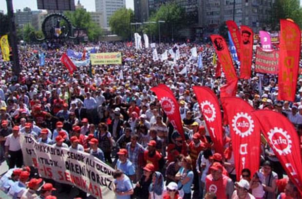 1 Mayıs'ta Ankara'da ulaşıma kapatılacak yollar belli oldu