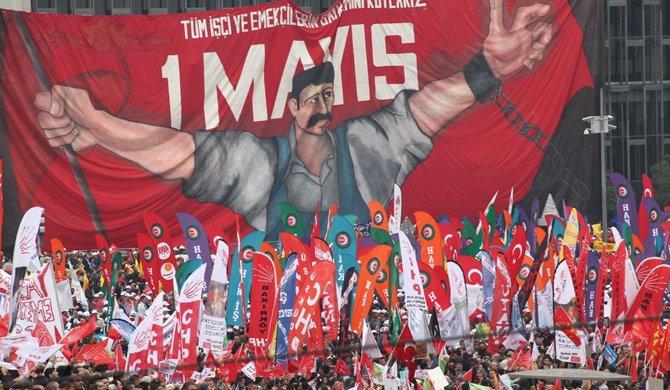 '1 Mayıs'ta Taksim'e çıkma çağrısı' davasında karar çıktı