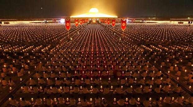 1 milyon çocuk dünya barışı için meditasyon yaptı