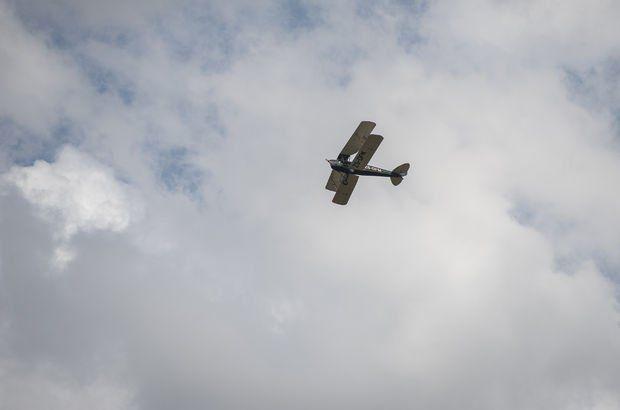 1 milyon dolar değerinde altın taşıyan uçak düştü