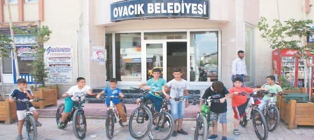 1 saat kitaba 1 saat bisiklet
