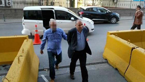 1. Sınıf Emniyet Müdürü FETÖ'den gözaltına alındı