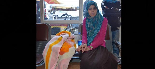 1 yaşındaki bebek, kentin göbeğinde açlıktan donarak öldü