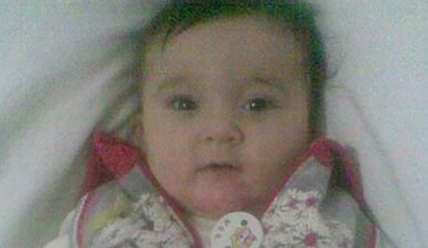 10 aylık bebek darp edilerek öldürülmüş