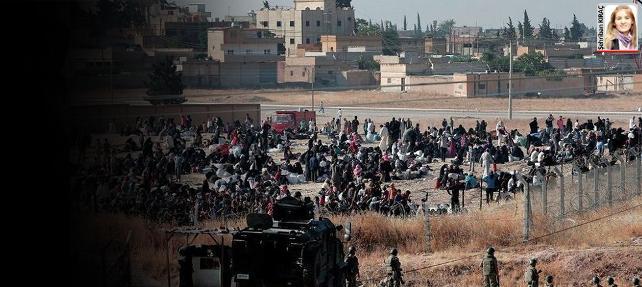 10 bin 367 Suriyeli Istanbul'da 'ev'lendi