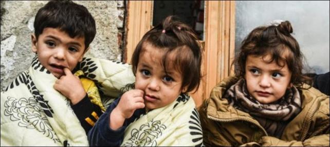 10 bin çocuk kayıp