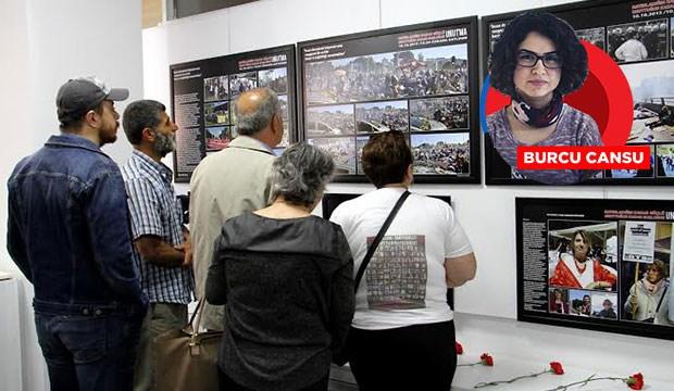 10 Ekim anısına fotoğraf sergisi açıldı