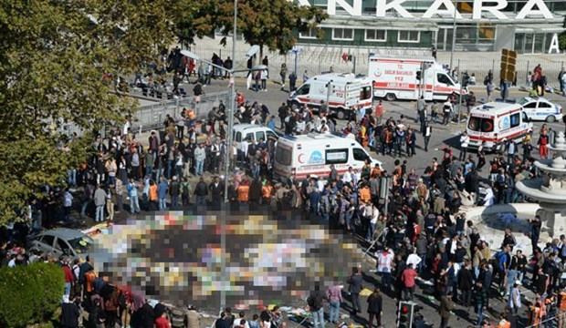 10 Ekim Ankara katliamının faillerinden biri Antep'te yakalandı