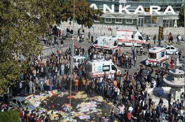 10 Ekim Katliamı'na ilişkin İçişleri Bakanlığına tazminat